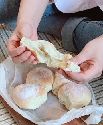 デマージのパンは、